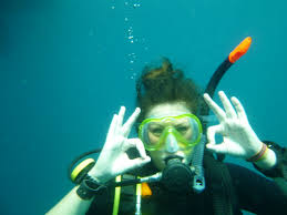 top tips for nervous first time scuba divers sparky sees the world