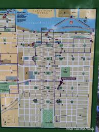 Map Of Savannah Ga Exploring Savannah Georgia World Traveled Family