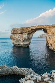 Azure Window Azur Window Picture Of Azure Window Island Of Gozo Tripadvisor