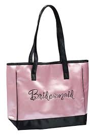bridesmaid tote bags or bridesmaid tote bags s gifts novelty wedding