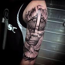 62 beautiful heaven tattoos ideas and designs gallery golfian com