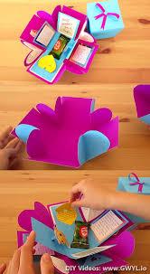 25 best diy gift box ideas on pinterest diy box box and