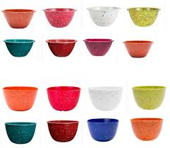zak designs confetti recycled melamine original or pub style