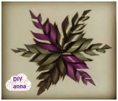 craft ideas for decoration with paper my blog