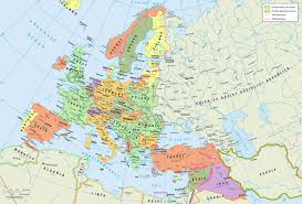 Blank Map Of The Middle East by Map Of Europe And Middle East With Europe And Middle East Map