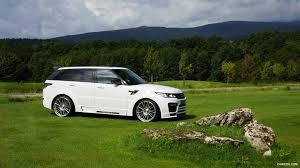 land rover white 2015 2015 mansory range rover sport white side hd wallpaper 8