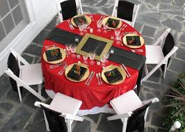 for a formal christmas party these formal table centerpiece would