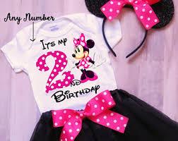 minnie mouse birthday minnie mouse birthday etsy