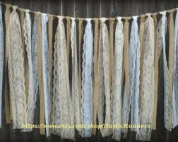Rustic Curtains And Drapes Lace Curtains Etsy