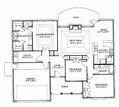 3 bedroom house plans one story 3 bedroom bungalow house plans ireland glif org