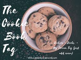 the cookie book tag notebooks and novels
