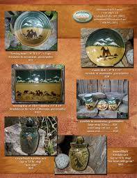 Montana travel cards images Montana earth pottery jpg
