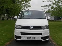 volkswagen minivan 2014 volkswagen transporter vw transporter 2 0tdi t5 lwb fsh for sale