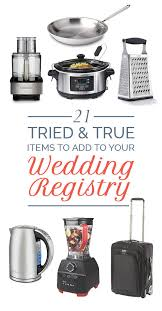 items for a wedding registry 21 wedding registry items that are totally worth it