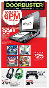 3ds xl black friday amazon target u0027s black friday 2016 deals nintendo everything