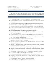 Sample Resume For Sap Mm Consultant Doubly Deviant Thesis Reference Page On Resume Template Cheap