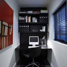 Modern Home Office Decor Mesmerizing 70 Small Home Office Solutions Decorating Inspiration