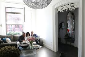 home design studio brooklyn house tour a menswear designer u0027s small brooklyn studio