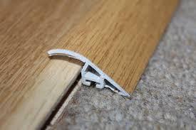 Laminate Floor Trim Carpet To Laminate Threshold Strip Installation House Design