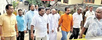 Weerawansa Remanded Laws Apply To Rajapaksas Too Govt Ft Online