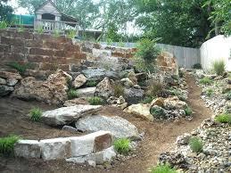 stones for landscaping ideas rock stone garden decor 6 stone