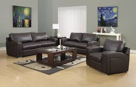 leather sofa kmart com dark brown bonded match idolza