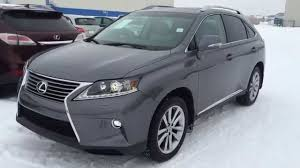 lexus rx 350 hybrid new grey on light grey 2015 lexus rx 350 awd technology package