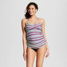 liz lange maternity maternity wrap bandeau tankini tops liz lange for target target