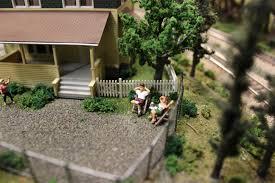 ty u0027s model railroad layout scenery part v details