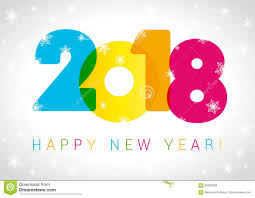 new year 2018 color u2013 happy new year 2018