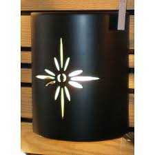 Ceramic Wall Sconce Justice Design 9010 Crb Sunb Ceramic Cylinder Wall Sconce With