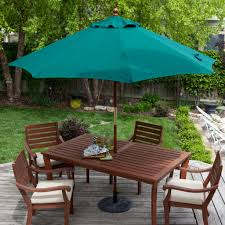 Patio Furniture Green by Perfect Patio Furniture Umbrella Array Set With And Stand Seats 6