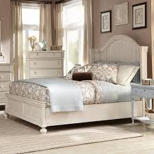 American Woodcrafters Bunk Beds Paula Deen Home Steel Magnolia Panel Bed Hayneedle