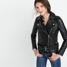 moto style jacket leather jacket details popsugar fashion