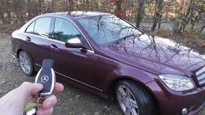 mercedes c class wing mirror mercedes c class w204 folding wing mirrors how to activate