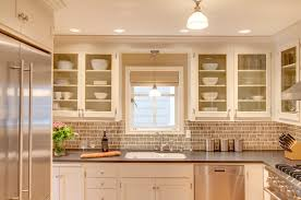 Kitchen Sink Frame by Lighting Over Kitchen Sink Kitchen Traditional With Appliances