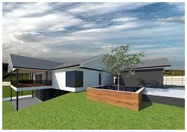 Sloping Block House Plans Luxury Home Designs Brisbane Bella Casa Constructions