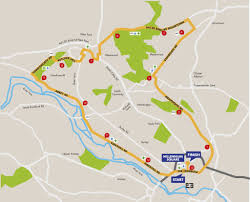 Map Running Routes by Running Routes Leeds West Yorkshire U0026 Training Systems