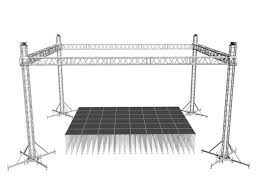Truss Lighting Lighting Truss System With 4 Pillars Buy Lighting Truss System