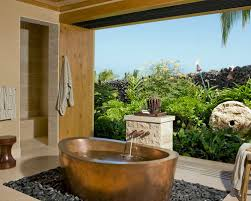 Bali Bathroom Houzz - Bali bathroom design