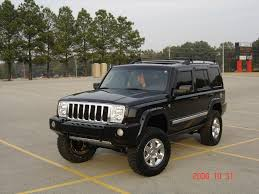jeep gladiator lifted jeep commander brief about model