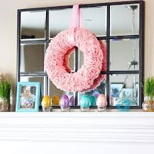 Easter Decorating Ideas For Mantels by 32 Stylish Deco Ideas For Easter U2013 Adorn The Mantel Interior