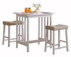 3 Pc Kitchen Table Sets by Dinette Sets For Small Spaces Kitchen Table 3pc Set Dinner Room