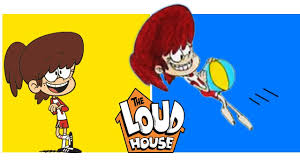 the loud house characters on the beach zilo tv youtube