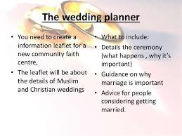 christian wedding planner marriage ceremonies
