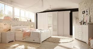 Schlafzimmer Auf Ratenkauf Schlafkontor Cinderella Landhaus Bett Weiß Kiefer In 6 Größen