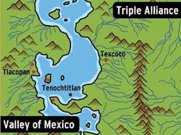 aztec map of mexico kyle history lili chee eun and aztec project