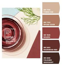 144 best color me marsala images on pinterest colors dusty rose