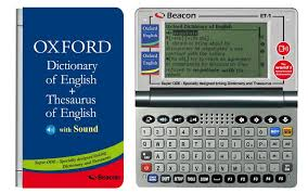 Oxford Dictionary Speaking Electronic Oxford Dictionary Of Thesaurus Of