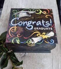 graduation keepsakes graduate gift wooden memory box graduation keepsake box